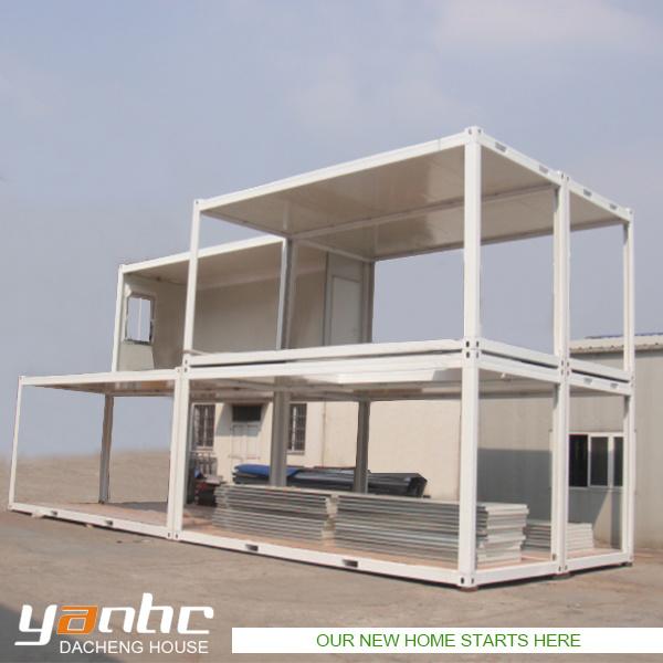 Chambre pr fabriqu e l g re de conteneur de structure for Structure conteneur