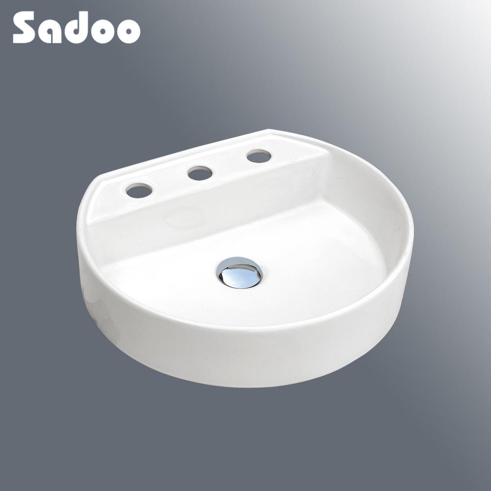 Lavabo salle de bain rectangulaire for Element lavabo salle bain