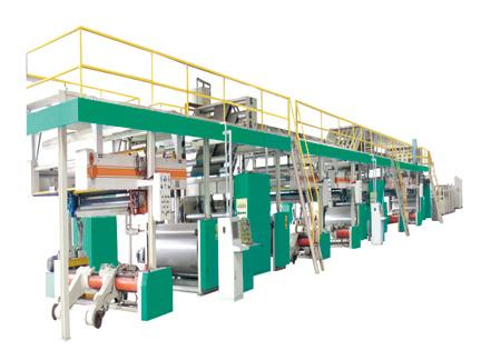 Machine ondul e de fabrication de cartons machine ondul e de fabrication de cartons fournis par - Machine de fabrication de couette ...