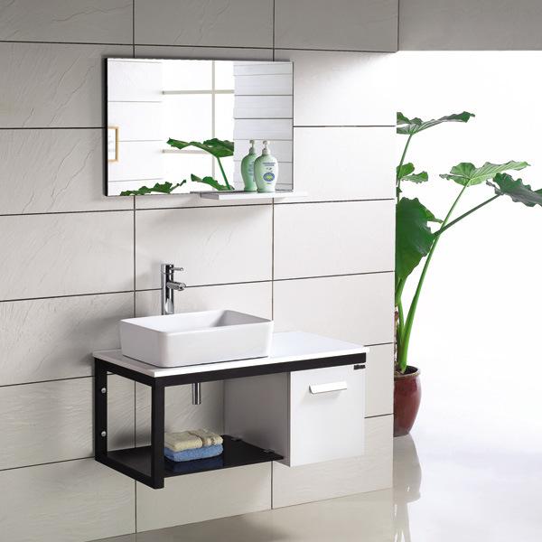 Armário de banheiro projetado contemporâneo (LD39008G) –Armário de banheiro  -> Armario Para Banheiro Rio De Janeiro