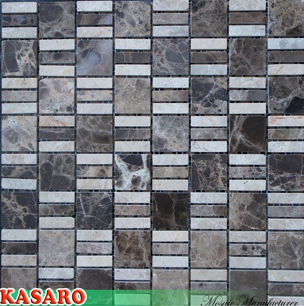 Azulejo de m rmol polished mosaico de m rmol azulejo de for Azulejos de marmol