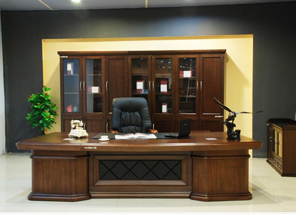 Bureau ex cutif de patron pr sidentiel de luxe de meubles for Bureau de imagens