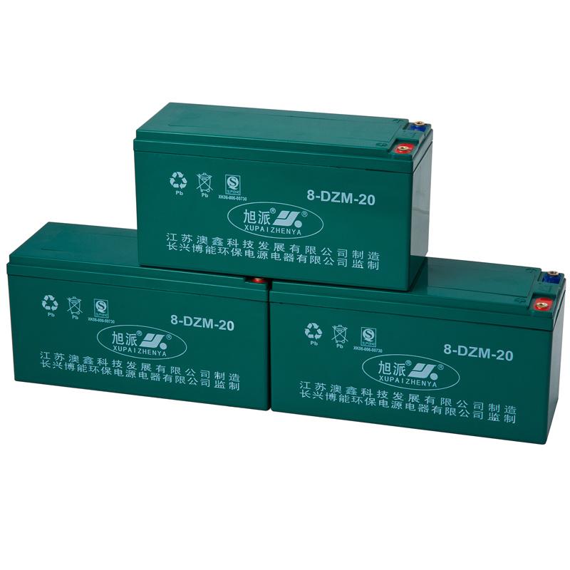 Pacchetto della batteria al piombo di 48v 20ah per la e for Prezzo del pacchetto di 2 box auto