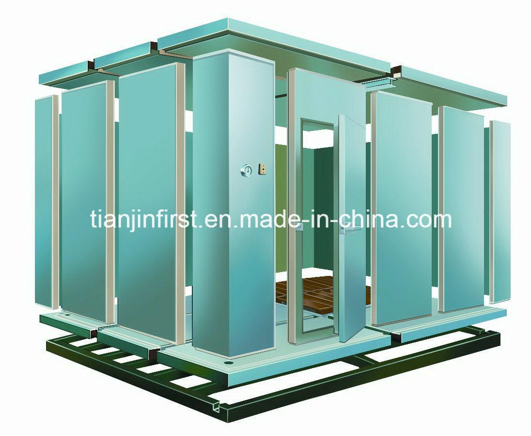Chambre froide de nourriture de conception d 39 entreposage for Temperature chambre froide fruits et legumes