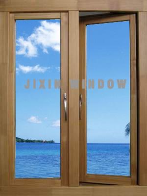 Puerta del vidrio del marco de madera puerta del vidrio - Marcos para puertas de madera ...