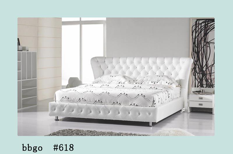 camas de cuero europeas modernas 618 camas de cuero