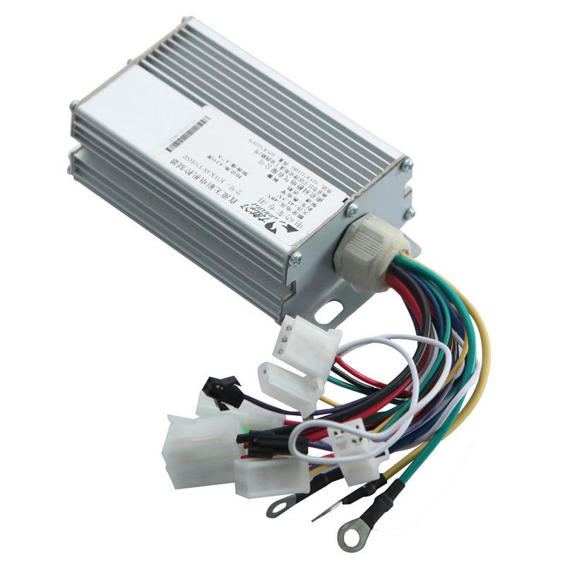 Brushless Motor Controller 350w 24v Kq3524 36v 48v 60v 72v 350w 500w 800w Brushless Motor