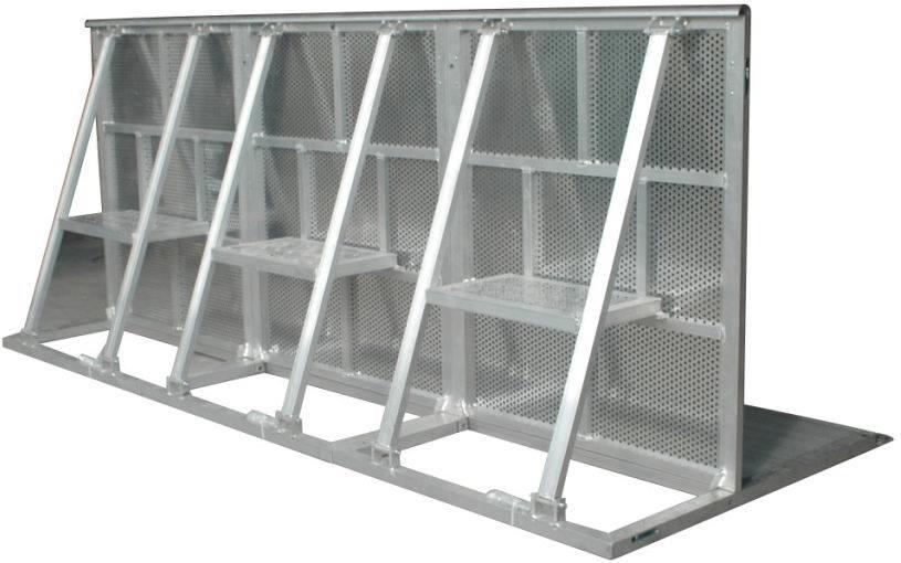 barri re en aluminium de commande de foule d 39 v nement tf ccbarrier barri re en aluminium de. Black Bedroom Furniture Sets. Home Design Ideas