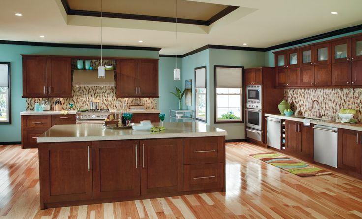 Gabinetes De Baño Pr:Puerta-de-gabinete-de-madera-de-cocina-Pr-K4001jpg