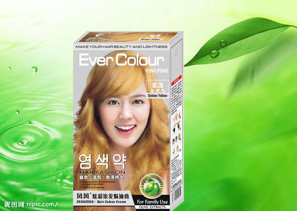 Цветотипы волос