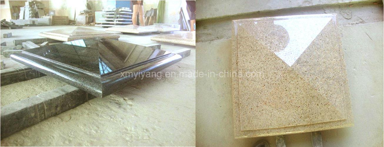 G654 piedra de casquillo del granito g682 casquillo del for Piedra de granito precio