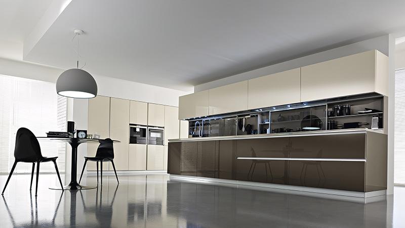 Mdf-Lack-Küche-Schrank/Glanz-Küche-Möbel foto auf de.Made-in-China.com