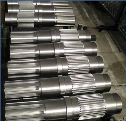 Motor hidr ulico spline ejes ejes estriados motor for Hydraulic motor with pto spline