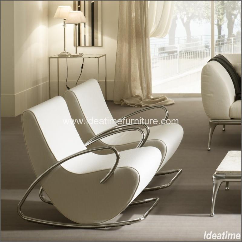 moderna da sala de estar (AC114) –Cadeira moderna da sala de estar
