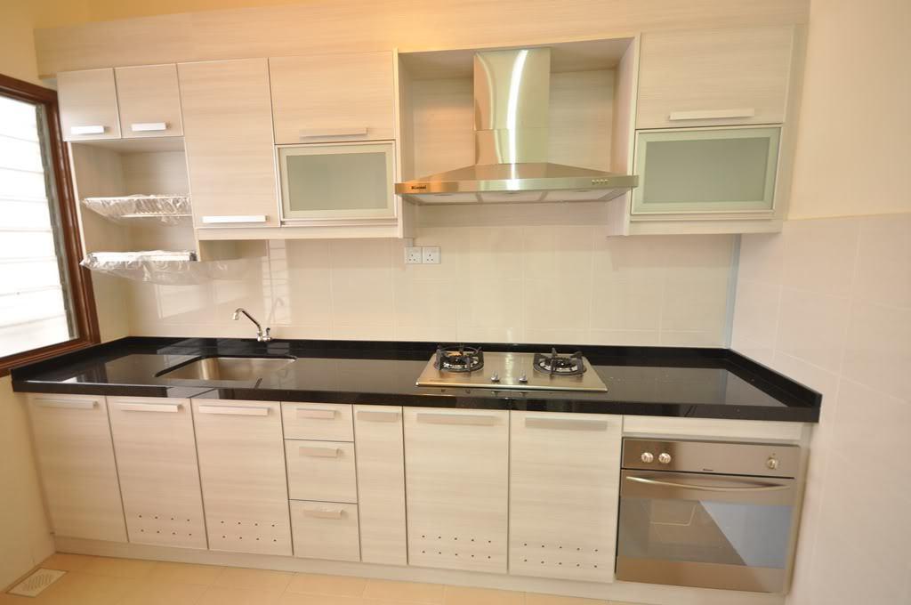 Foto de moderno modular del gabinete de cocina pvc for Very narrow kitchen cabinet