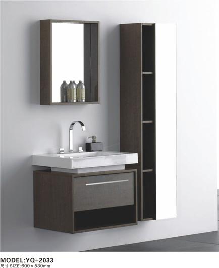 Muebles populares del cuarto de baño del MDF (YQ2033) – Muebles
