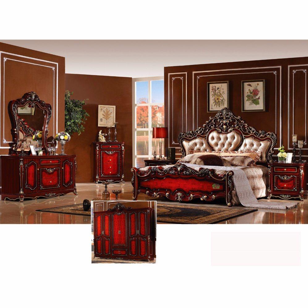 Base della camera da letto per mobilia domestica antica e for Zurich mobilia domestica
