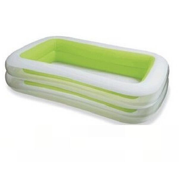 Piscine gonflable mignonne de double tube pour des enfants for Piscine gonflable