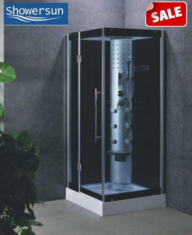 De cabine van de douche van de stoom de zaal van de douche 86f22 de cabine van de douche van - Douchekamer model ...