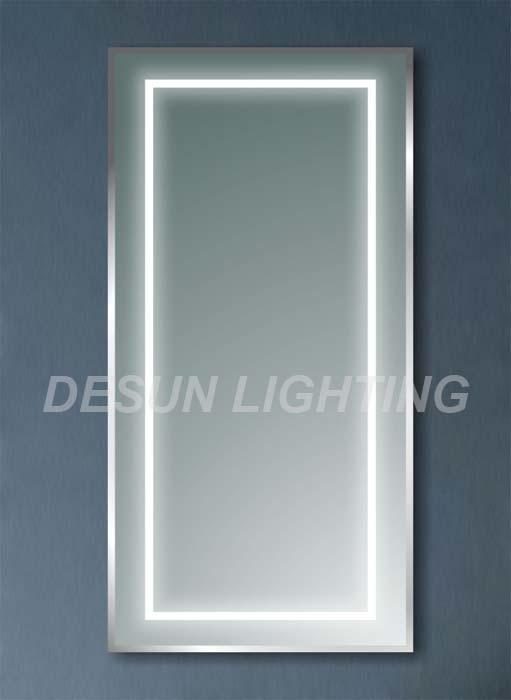De verlichte spiegel van de garderobe dfm3212 de verlichte spiegel van de garderobe dfm3212 - Meubilair van de ingang spiegel ...