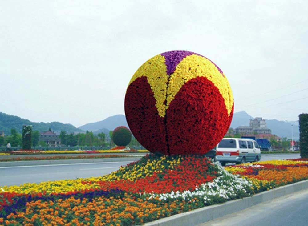 Вертикальный шарик сада (AN-B100) - Вертикальный шарик сада (AN-B100) предоставлен Zhejiang Anda Plastic Ware Co., Ltd. для русс