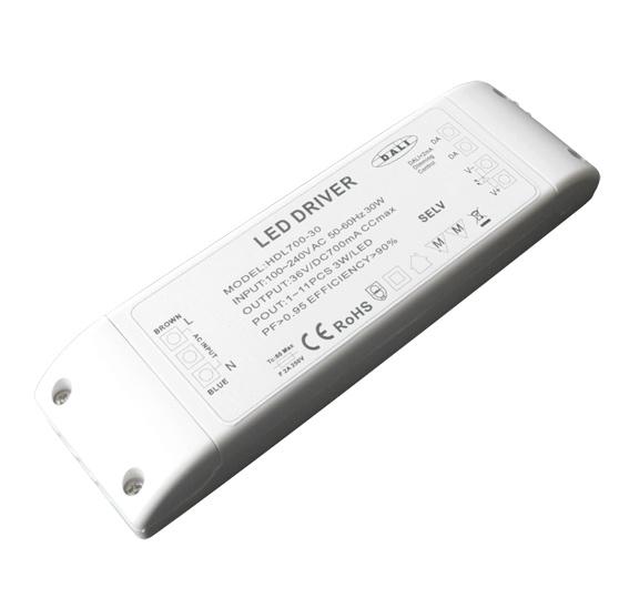 Transformador constante de dali led del voltaje 12v for Transformador led 12v