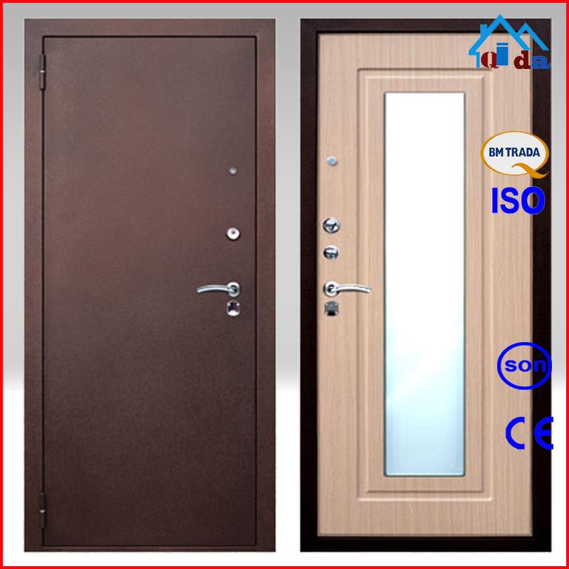 металлические двери безопасность