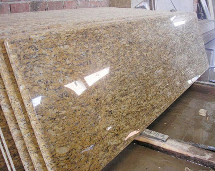 nat rliche granit arbeitsplatte beige granite foto auf de. Black Bedroom Furniture Sets. Home Design Ideas