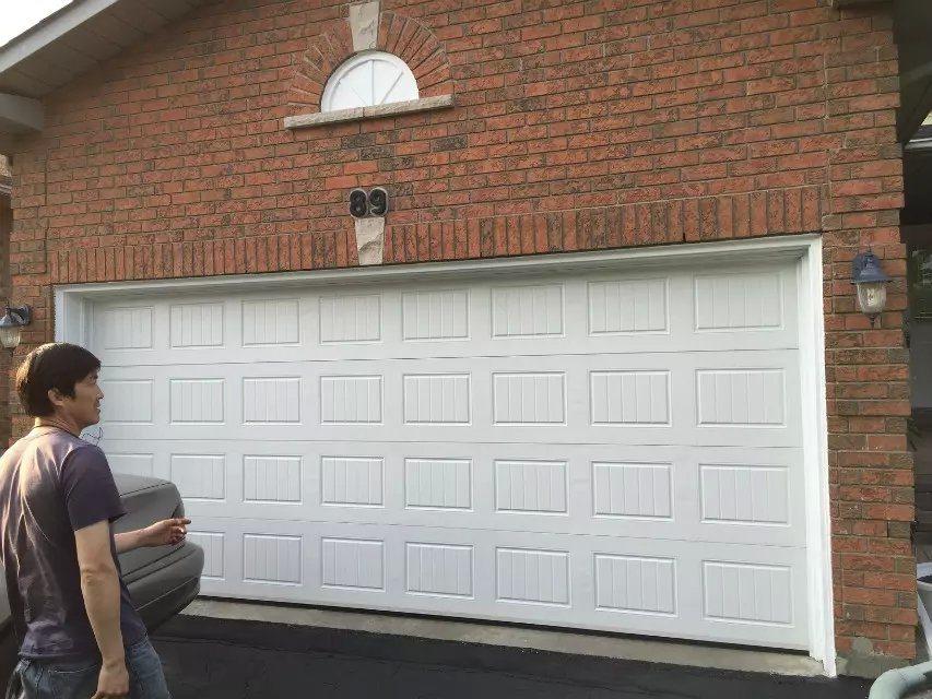 Puerta de garaje seccional juego completo precios lowes - Puertas de garaje precios ...