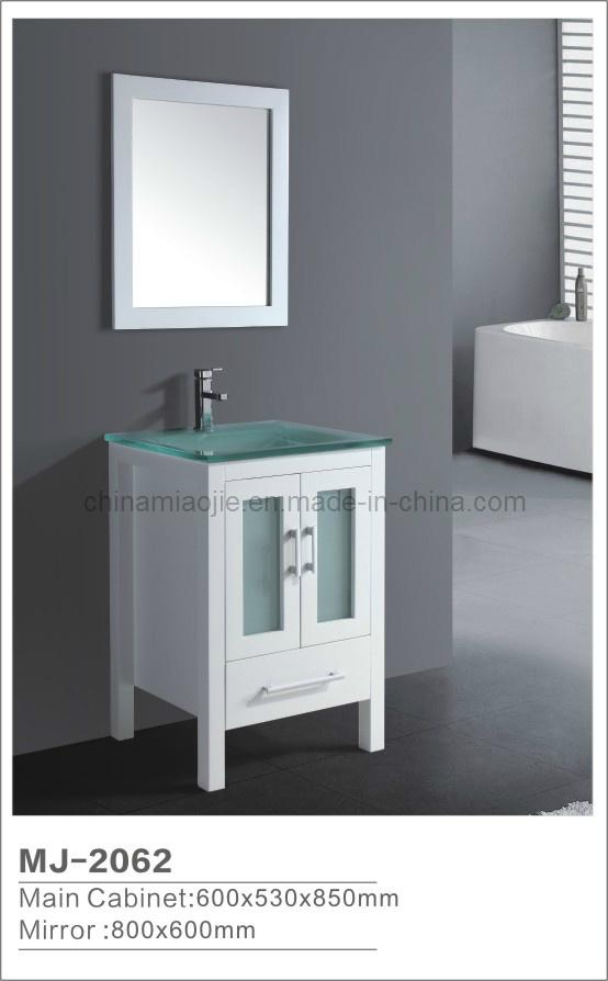 Armário de banheiro pequeno do PVC do branco (MJ2062) –Armário de banheiro p -> Armario Para Banheiro Pvc