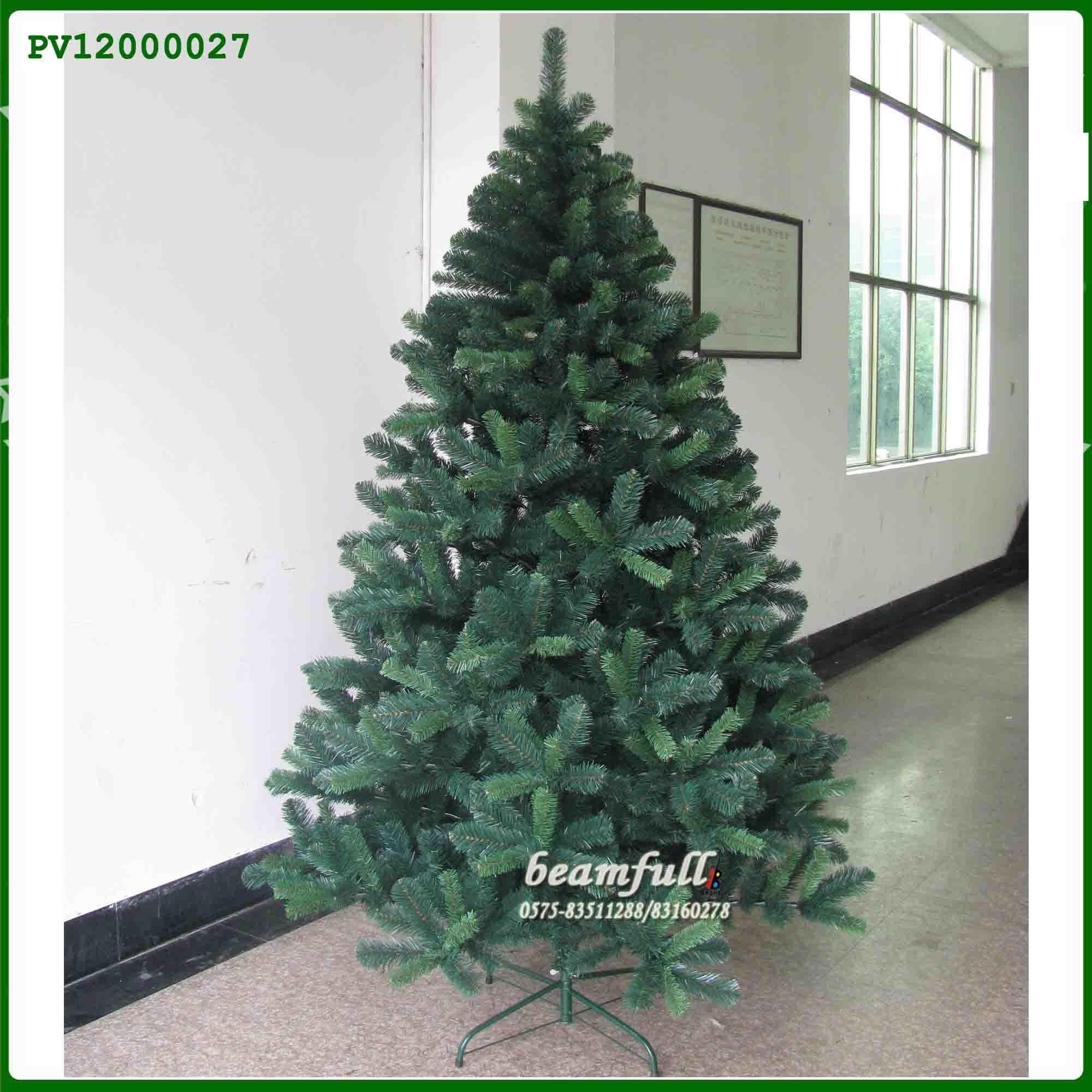 Rbol de navidad artificial verde pv12000027 rbol de - Arbol de navidad artificial ...