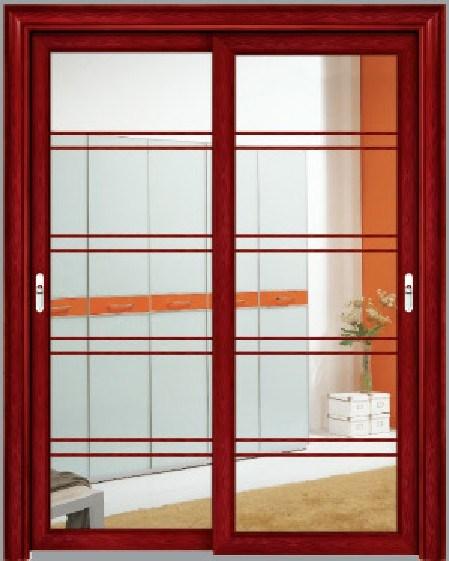 Puerta de aluminio del cuarto de ba o bcr a 7120 for Puertas de aluminio para cuartos