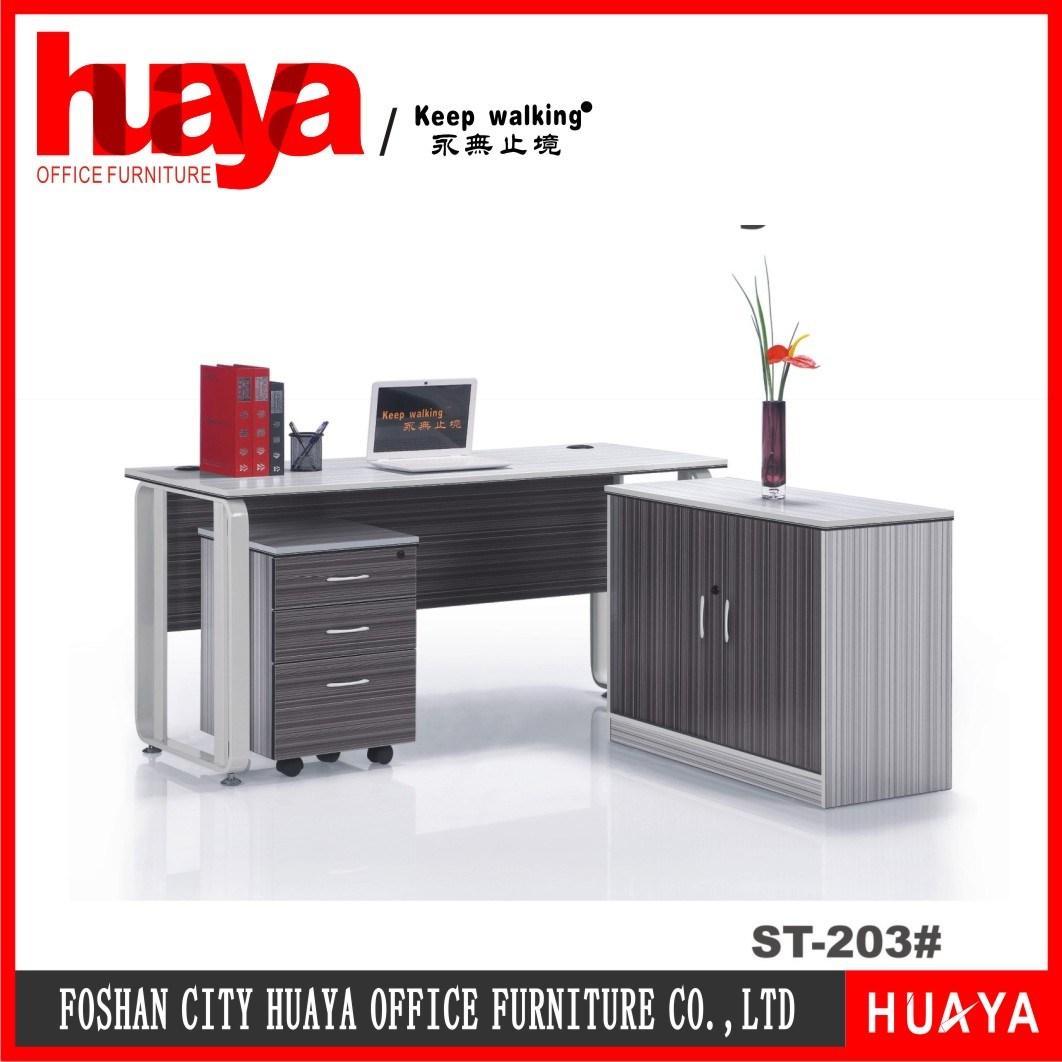 Bureau moderne d 39 ordinateur de bureau meubles de bureau - Meuble de bureau moderne ...