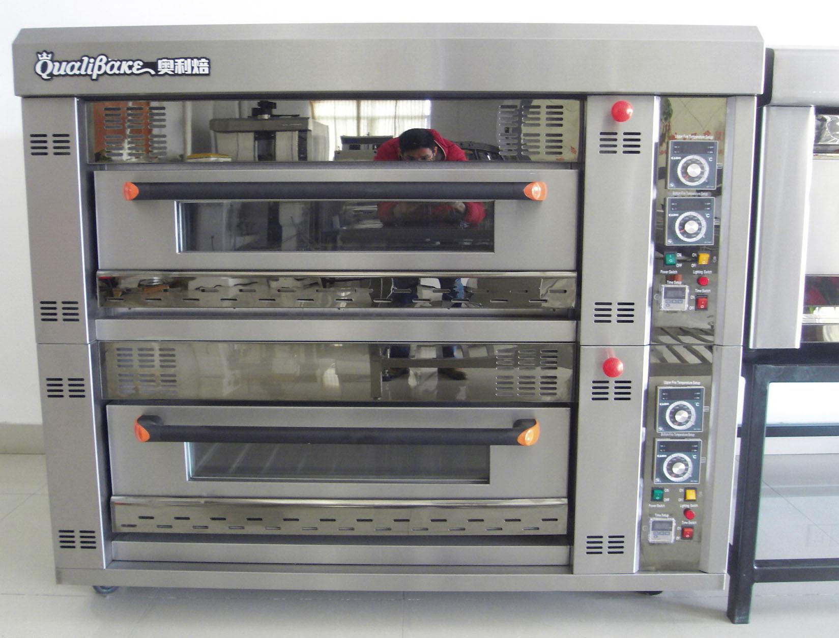 Elektrischer PlattformOfenBäckereiGerätBrotOfen (QD  ~ Backofen Bakery