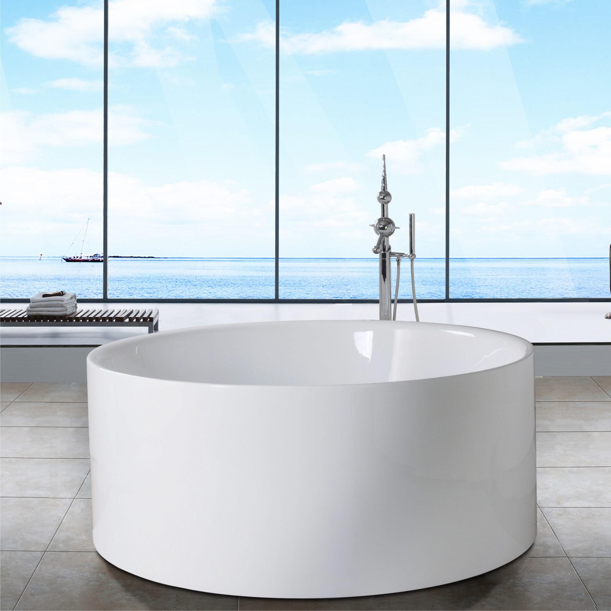 Vasca da bagno rotonda bf 6638 vasca da bagno rotonda bf 6638fornito dafoshan bofeng sanitary - Vasca da bagno rotonda ...