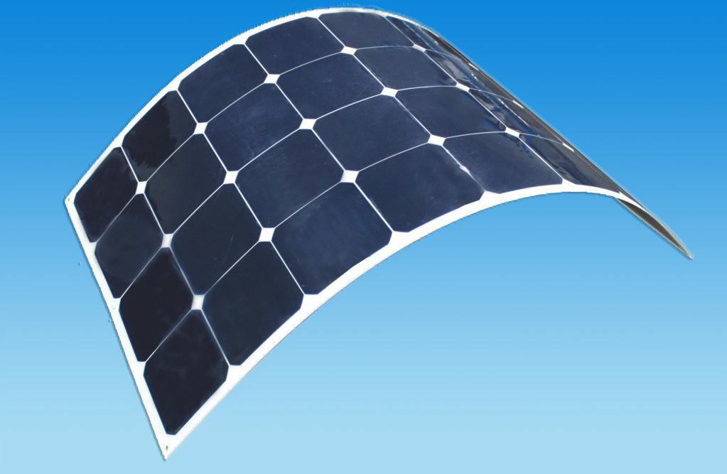 panneau solaire flexible de contact de dos de l 39 efficacit 100w sunpower de 20 syfd spc100w. Black Bedroom Furniture Sets. Home Design Ideas