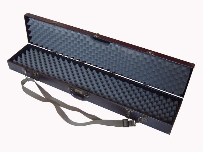 caisse de fusil support en cuir de fusil avec la ceinture b08 014 caisse de fusil support en. Black Bedroom Furniture Sets. Home Design Ideas