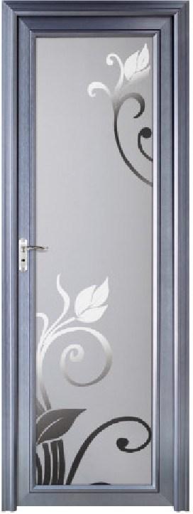 Porte en aluminium de salle de bains bcr a 3109 porte en aluminium de salle de bains bcr a for Porte pour salle de bain