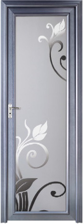 Puertas De Baño Aluminio:Puerta de aluminio del cuarto de baño (BCR-A-3109) – Puerta de
