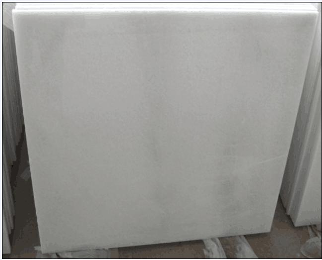 Foto de puro m rmol de corte cristal blanco al tama o del for Marmol blanco cristal
