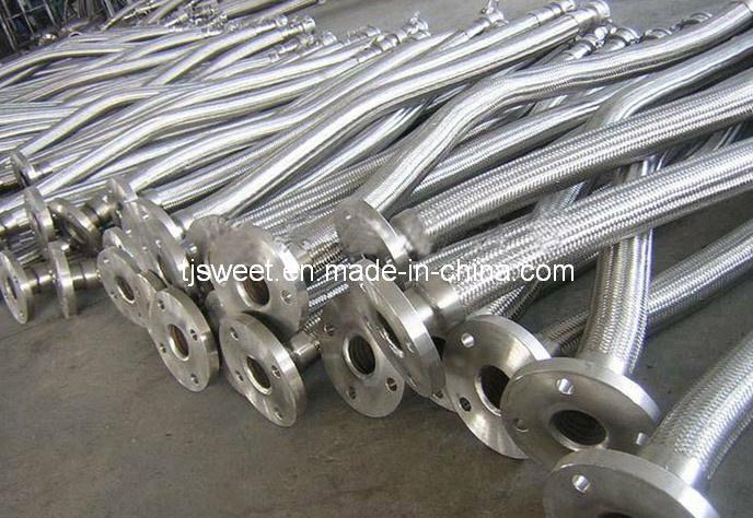 Flexible Pipe For Bladder Lining : Tuyau en métal du flexible pipe flex