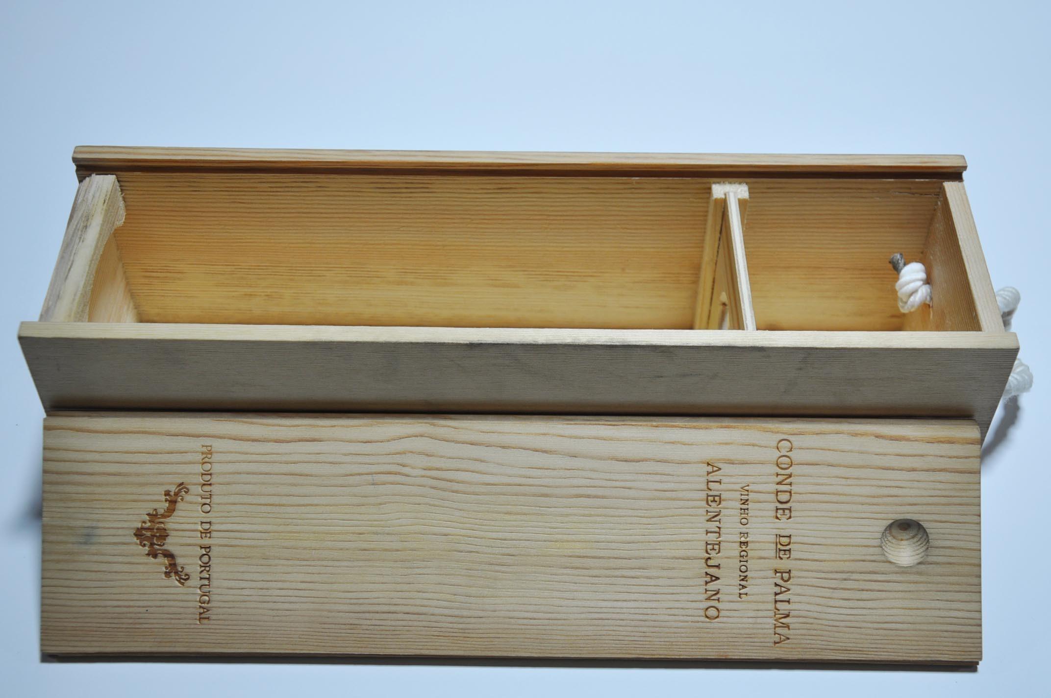 Caja de madera de empaquetado de madera de la caja de la - Empaquetado de regalos ...