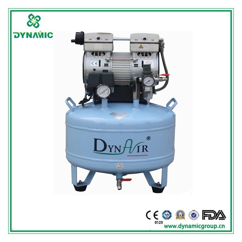 Tipo peque o compresor de aire silencioso da7001 del for Compresor de aire silencioso