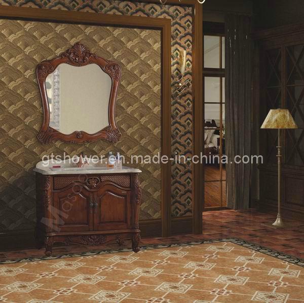 Cabinet de salle de bains antique de luxe de mod le for Cabinet de salle de bain