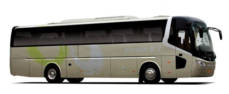 latest luxury volvo bus wallpaper