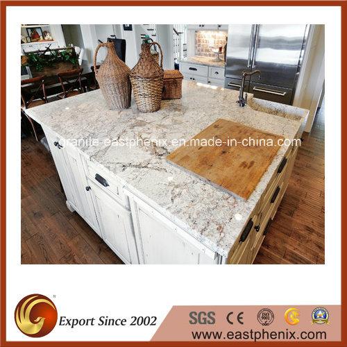 encimeras blancas famosas de la cocina del granito
