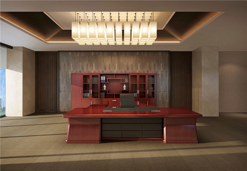 bureau de luxe de directeur de bureau de tableau ex cutif. Black Bedroom Furniture Sets. Home Design Ideas