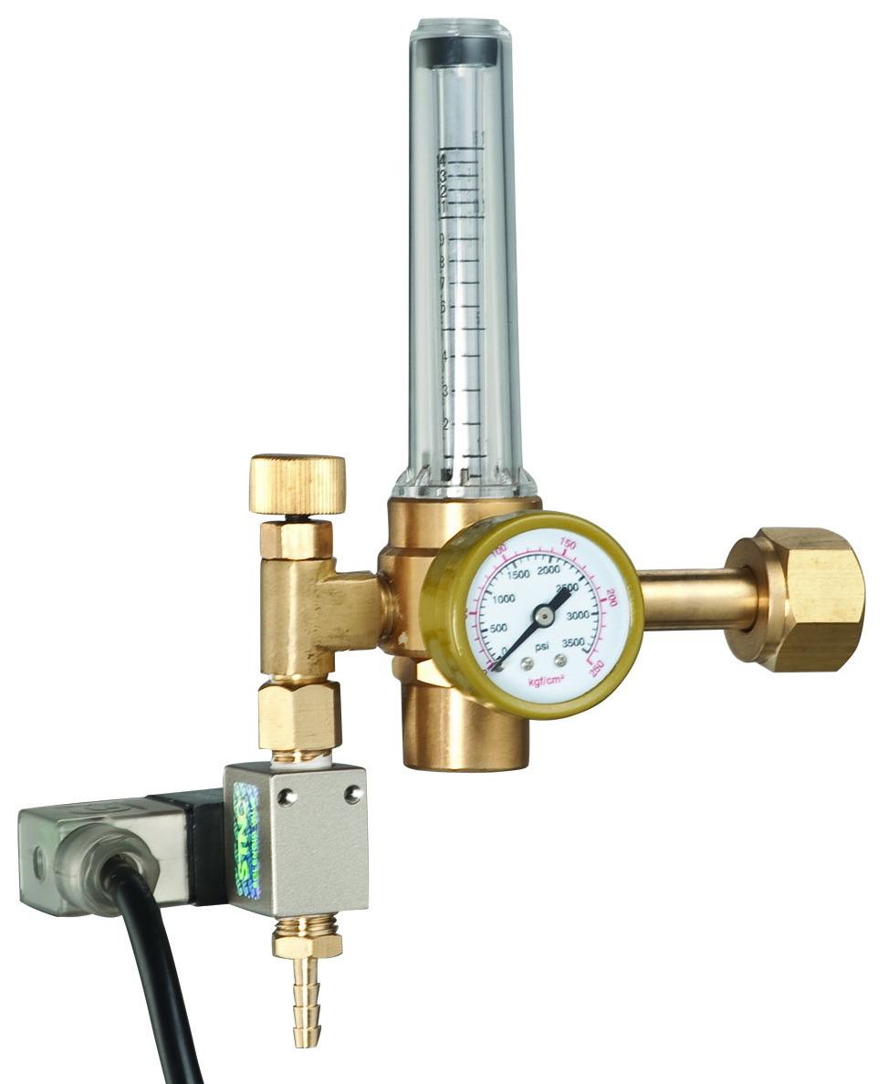 Regulador de presi n del co2 del solenoide yj 05b - Regulador de presion ...