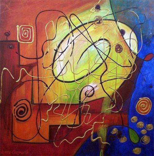 Pinturas abstractas (CX-046) – Pinturas abstractas (CX-046 ...