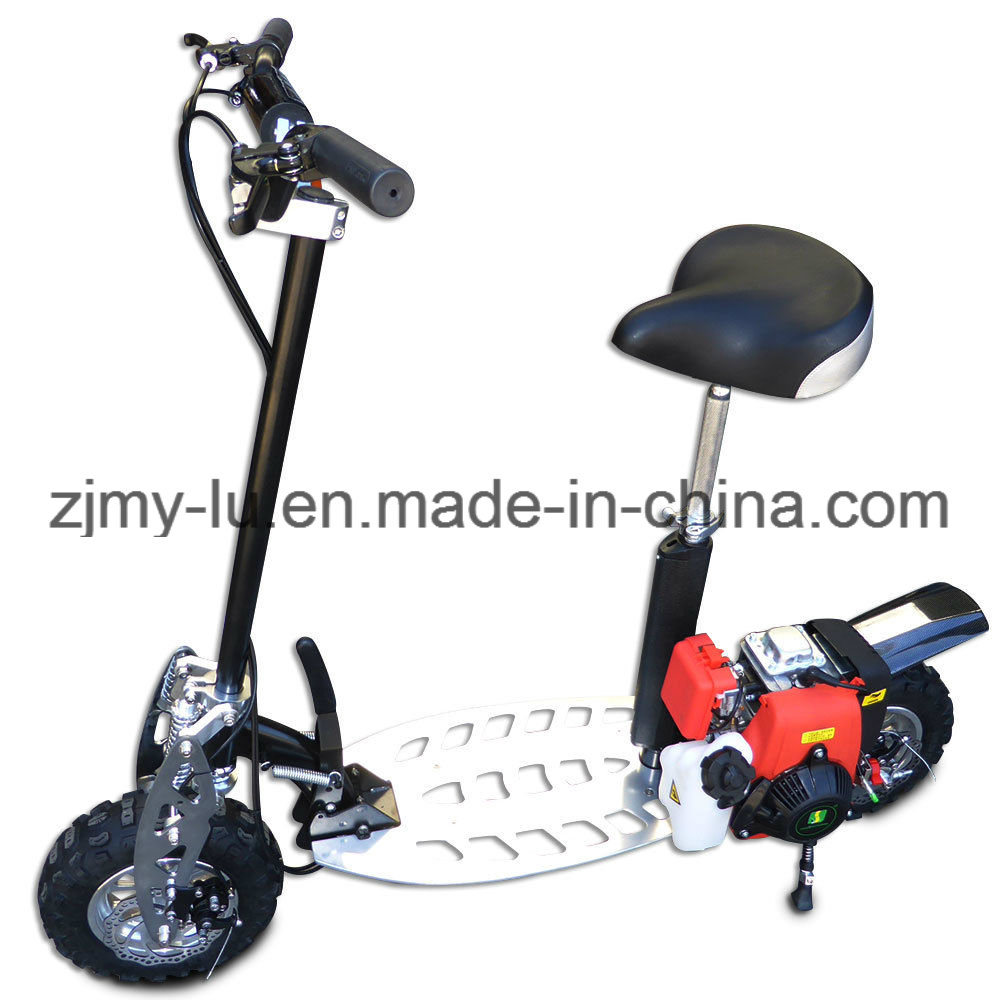 powered scooter